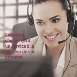 QNB TUNISIA call center Tel: 36 00 40 00